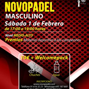 POZO MASCULINO 01FEB20